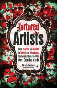 Tortured Artists Book Cover