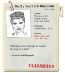 Lucille Ball Illustration
